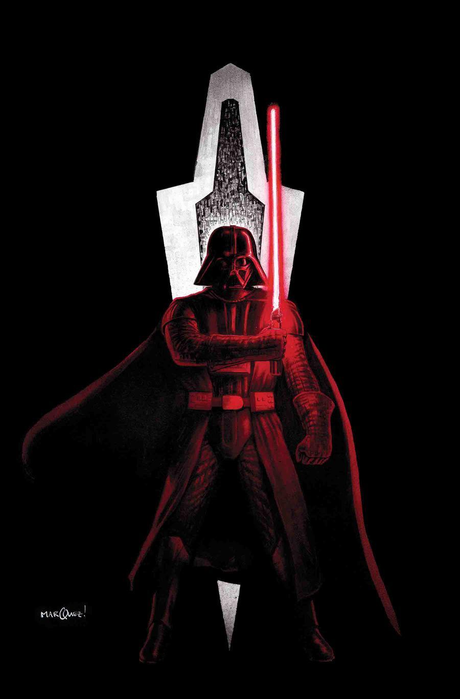 Star Wars Vol 4 #50 Cover B Variant David Marquez Cover