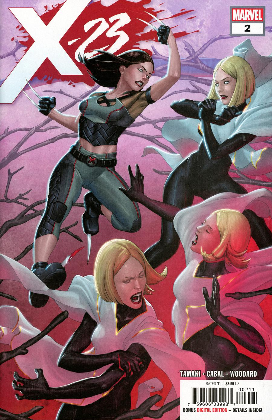 X-23 Vol 3 #2 Cover A 1st Ptg Regular Mike Choi Cover