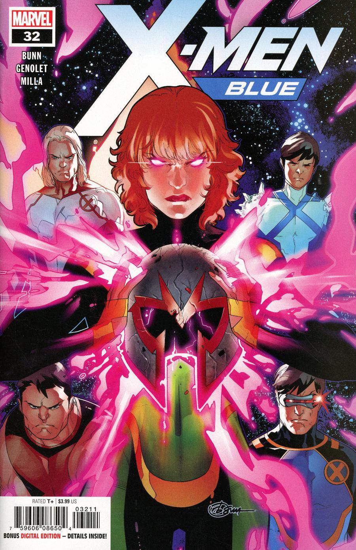X-Men Blue #32