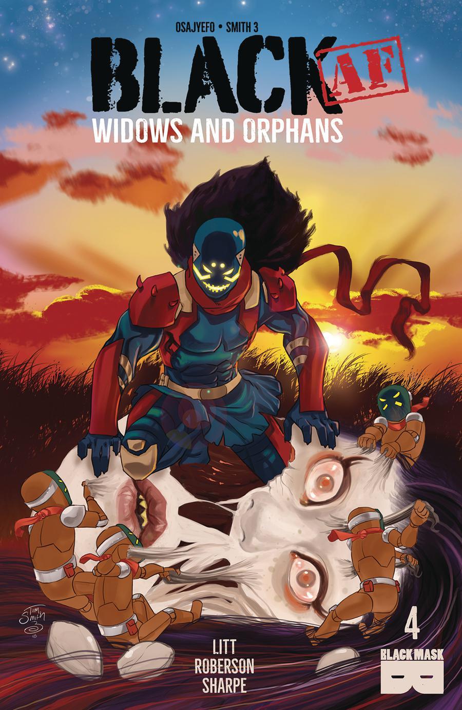 Black [AF] Widows & Orphans #4