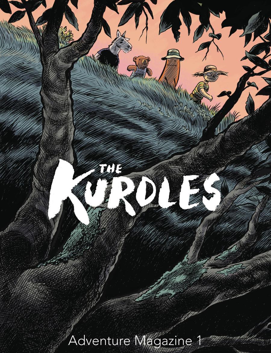 Kurdles Adventure Magazine #1