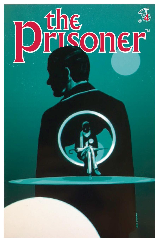 Prisoner Vol 2 #4 Cover A Regular Colin Lorimer Cover