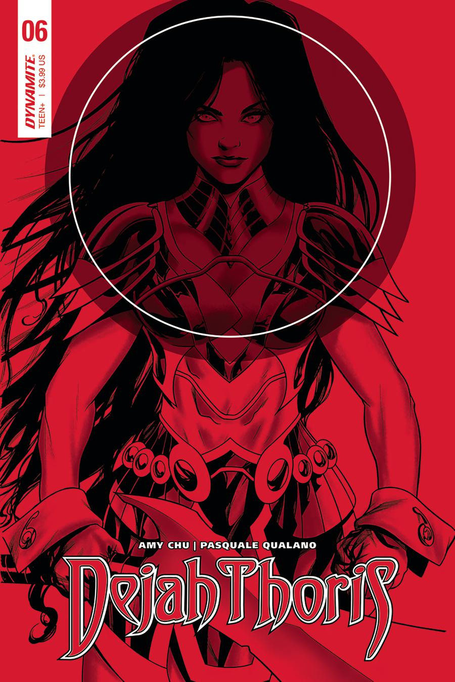 Dejah Thoris Vol 2 #6 Cover A Regular Mike McKone Cover