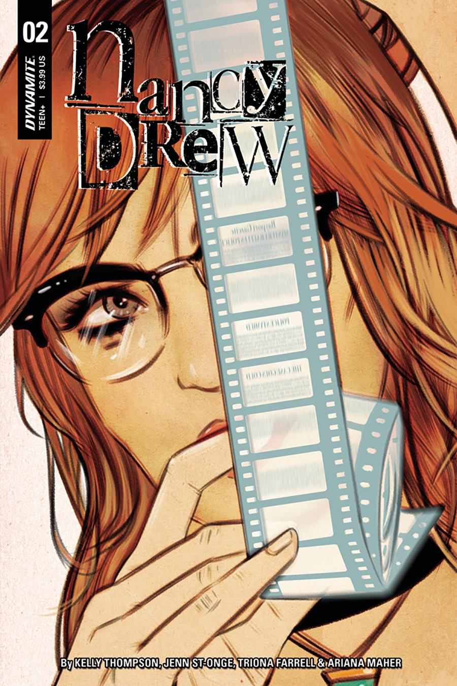 Nancy Drew #2 Cover A Regular Tula Lotay Cover