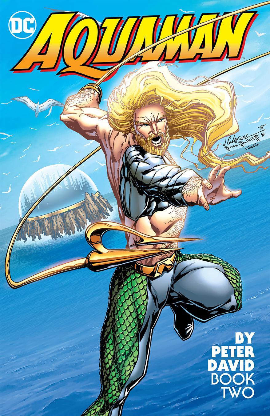 Aquaman By Peter David Book 2 TP