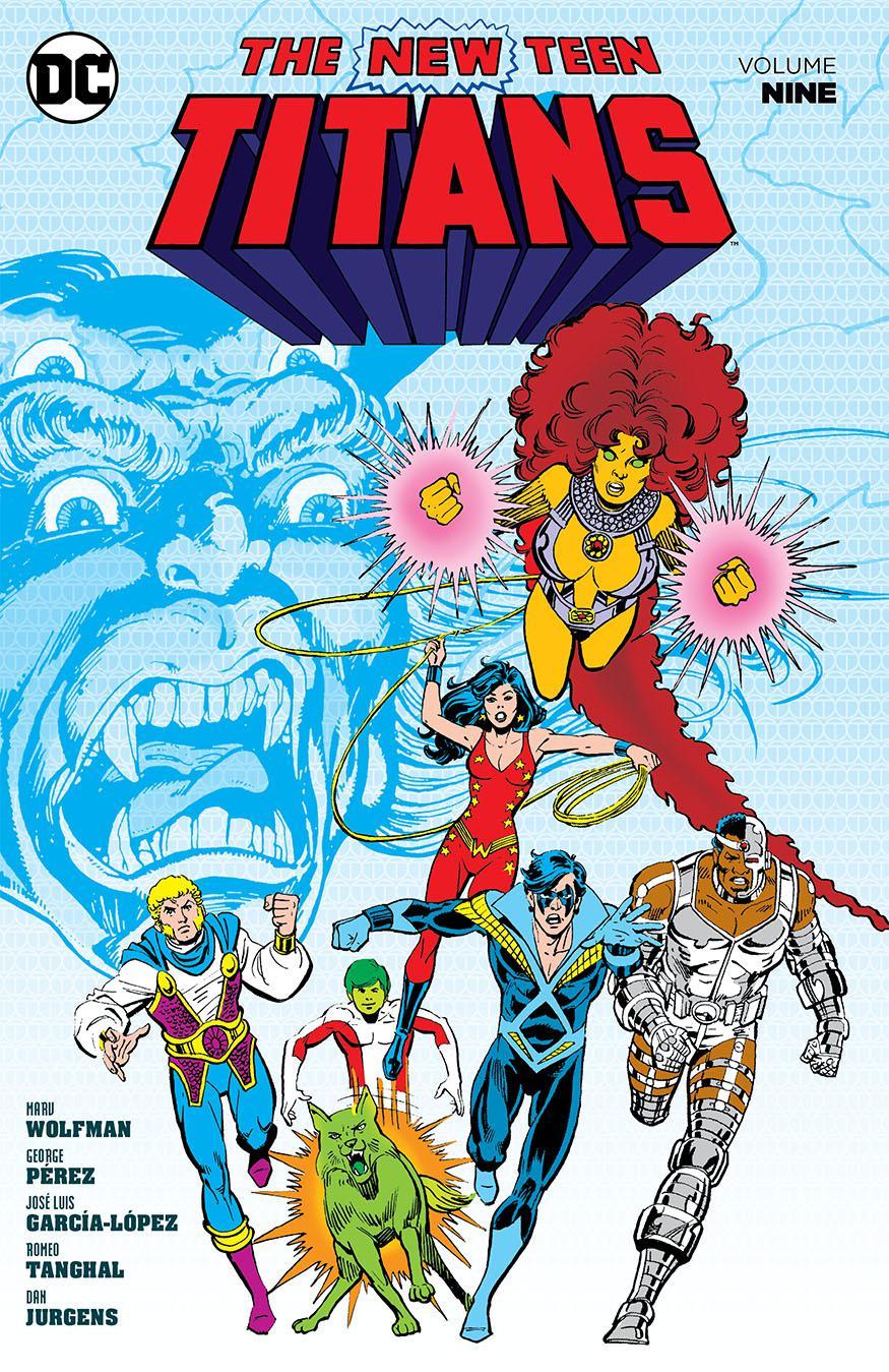 New Teen Titans Vol 9 TP