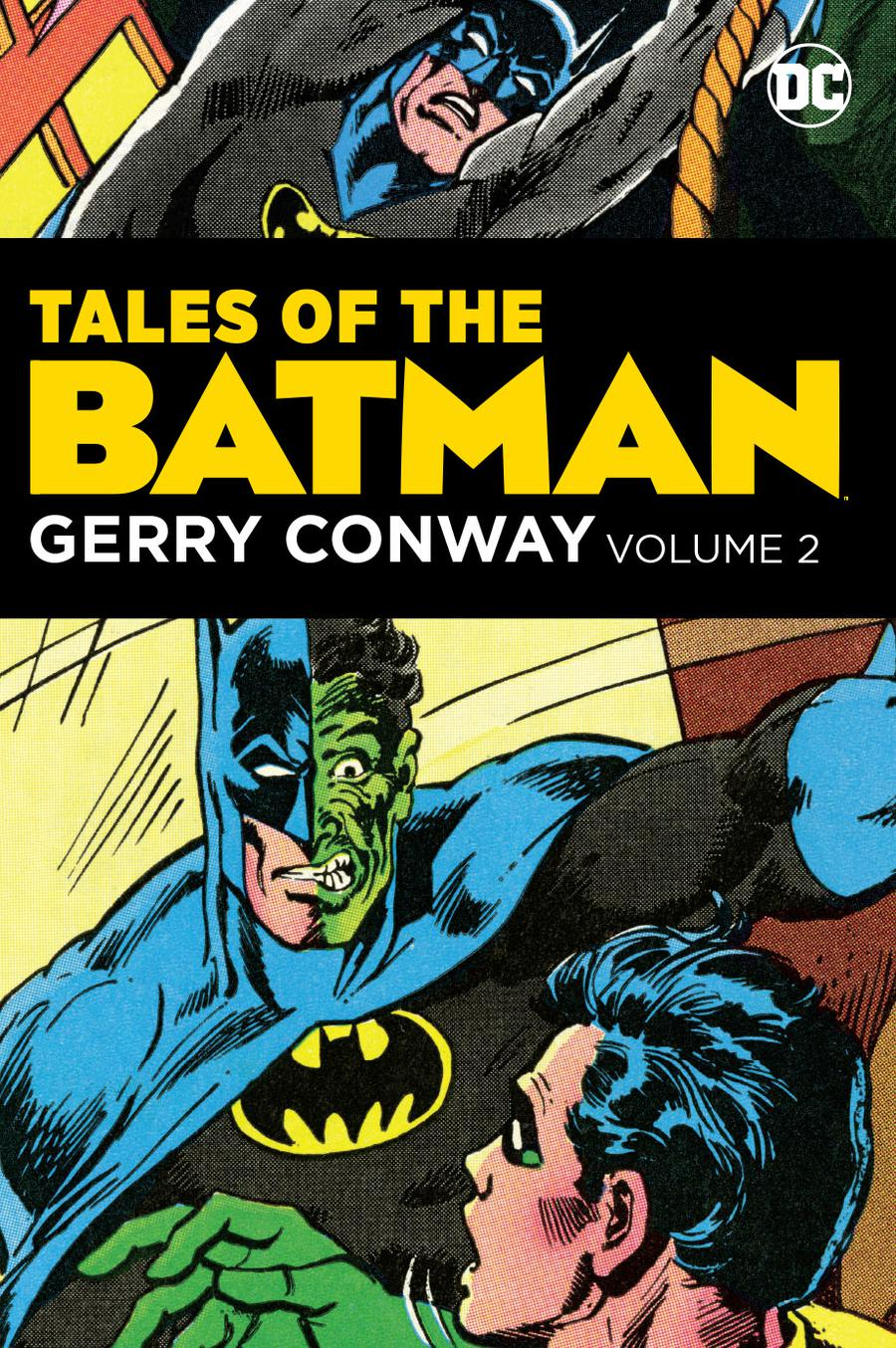 Tales Of The Batman Gerry Conway Vol 2 HC