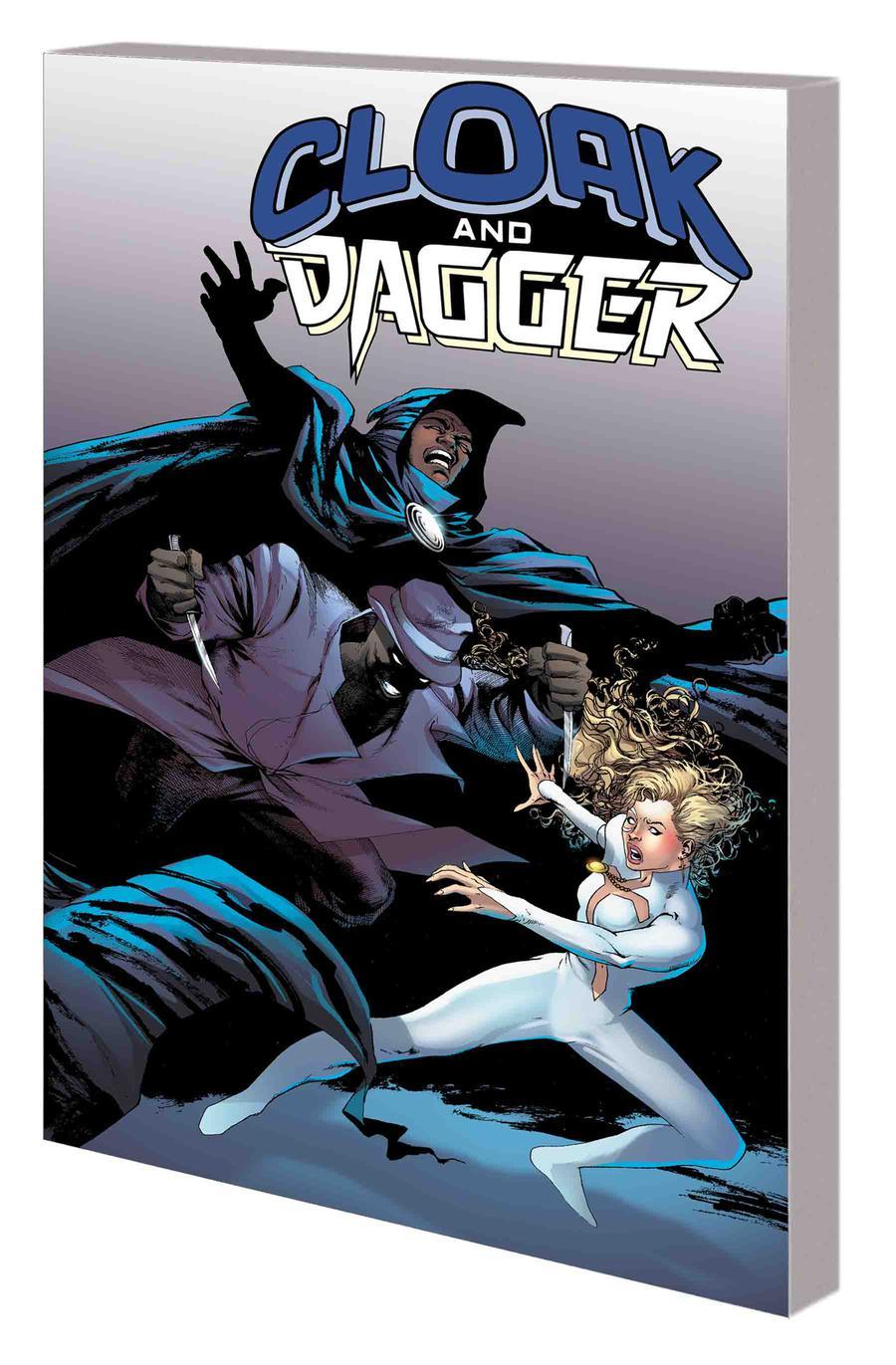 Cloak And Dagger Predator And Prey TP