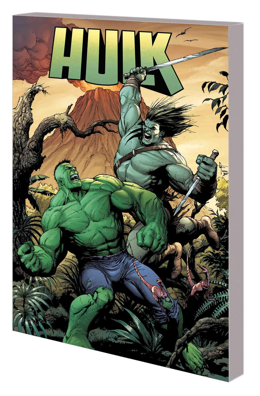 Hulk By Mark Waid & Gerry Duggan Complete Collection TP