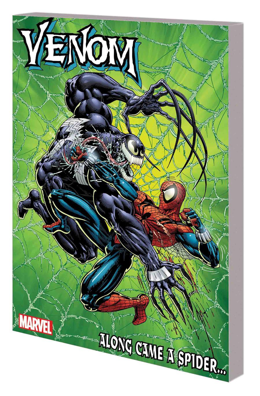 Venom Along Came A Spider TP