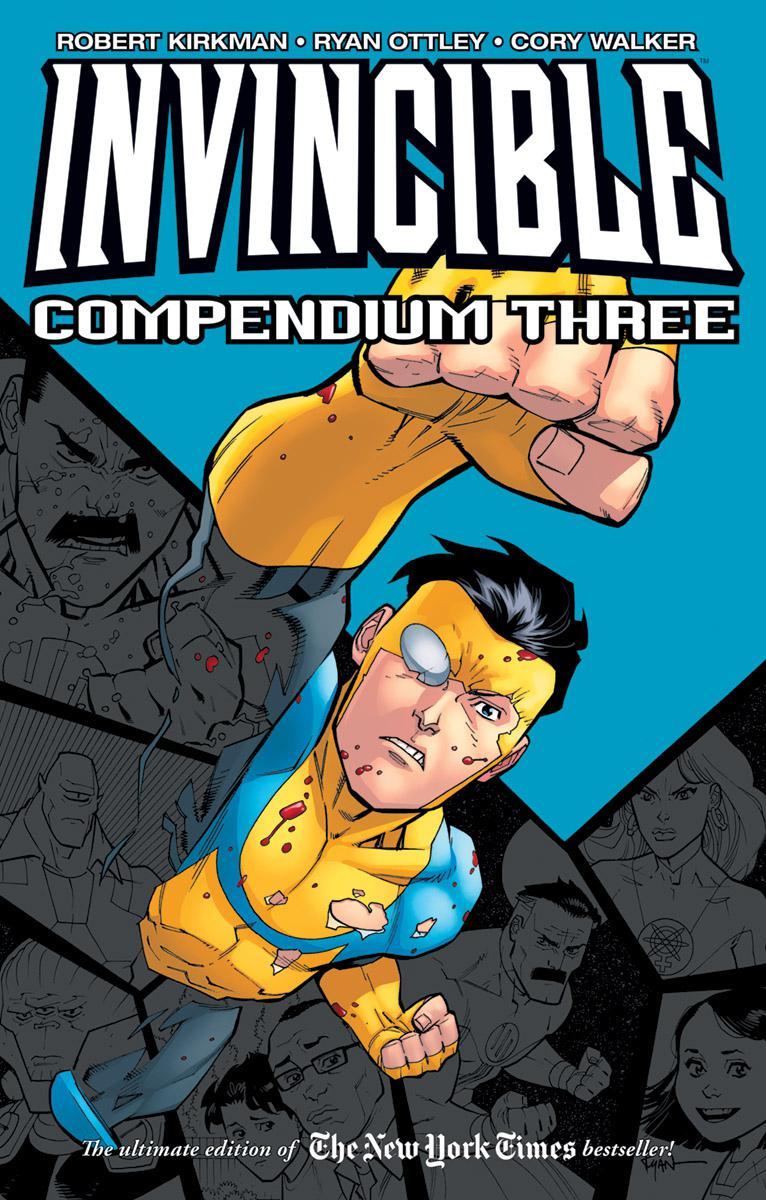 Invincible Compendium Vol 3 TP