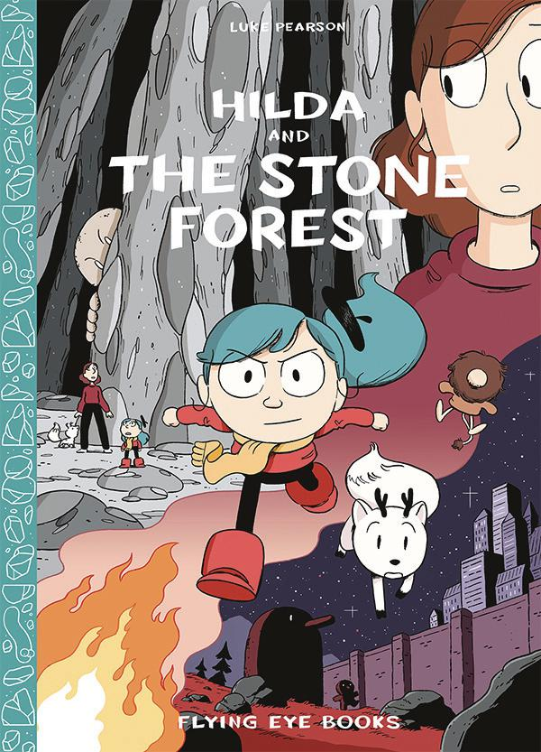 Hilda And The Stone Forest GN
