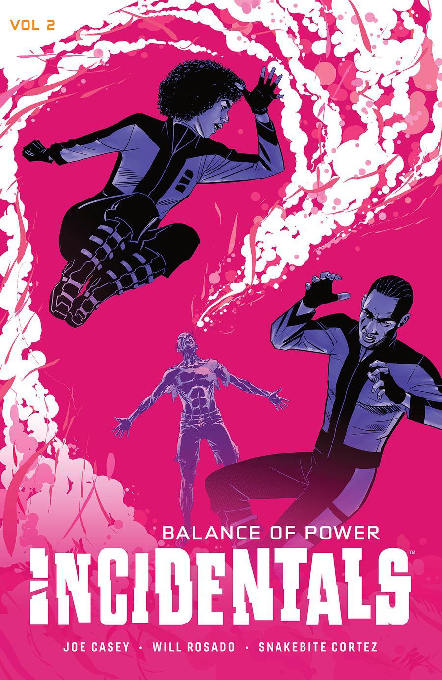 Catalyst Prime Incidentals Vol 2 Balance Of Power TP