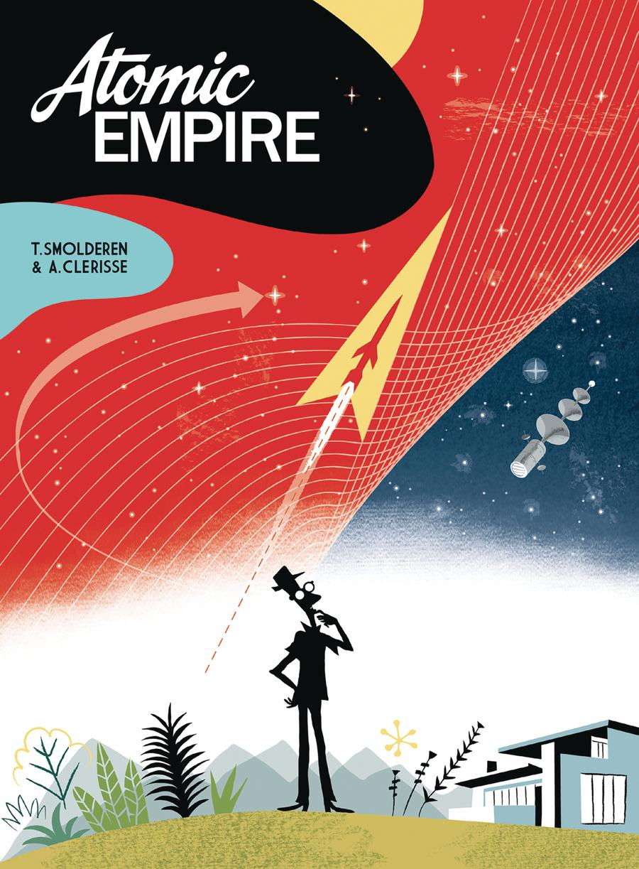 Atomic Empire HC