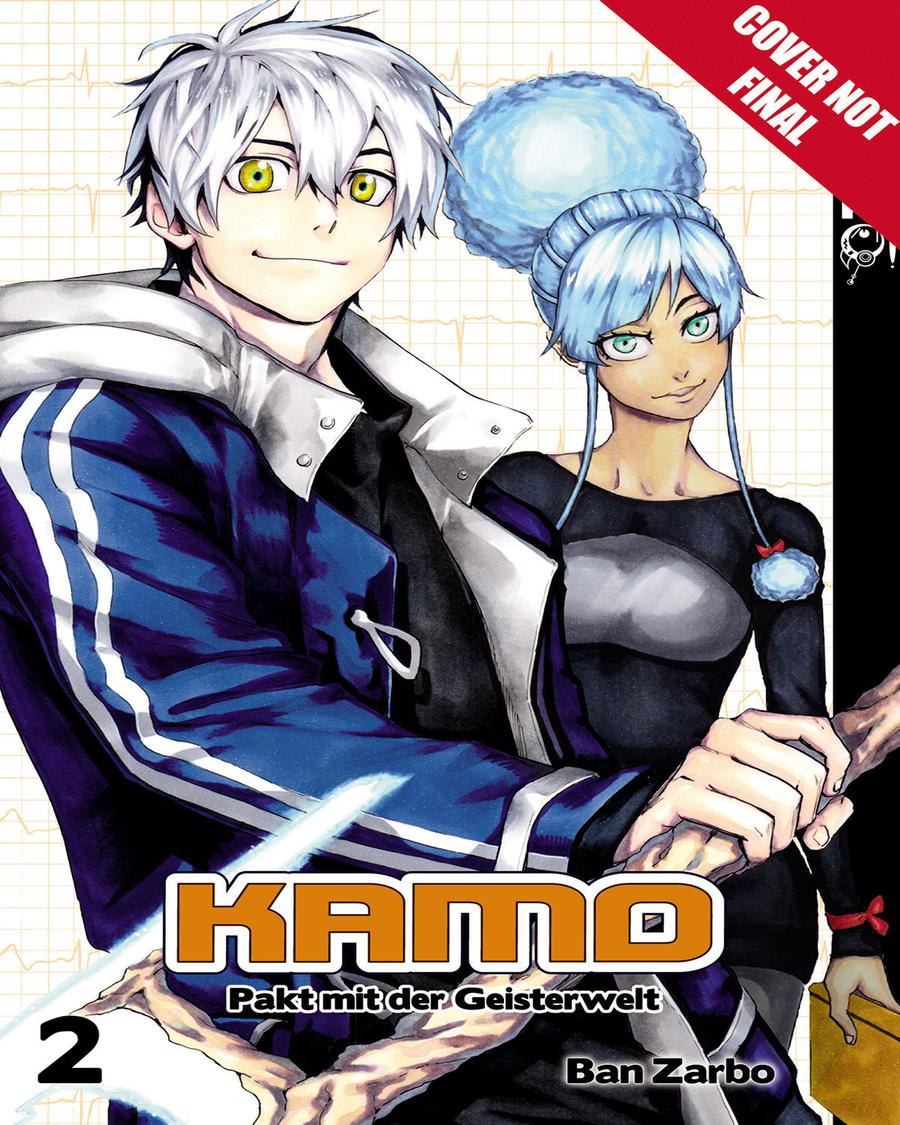Kamo Pact With The Spirit World Vol 2 GN