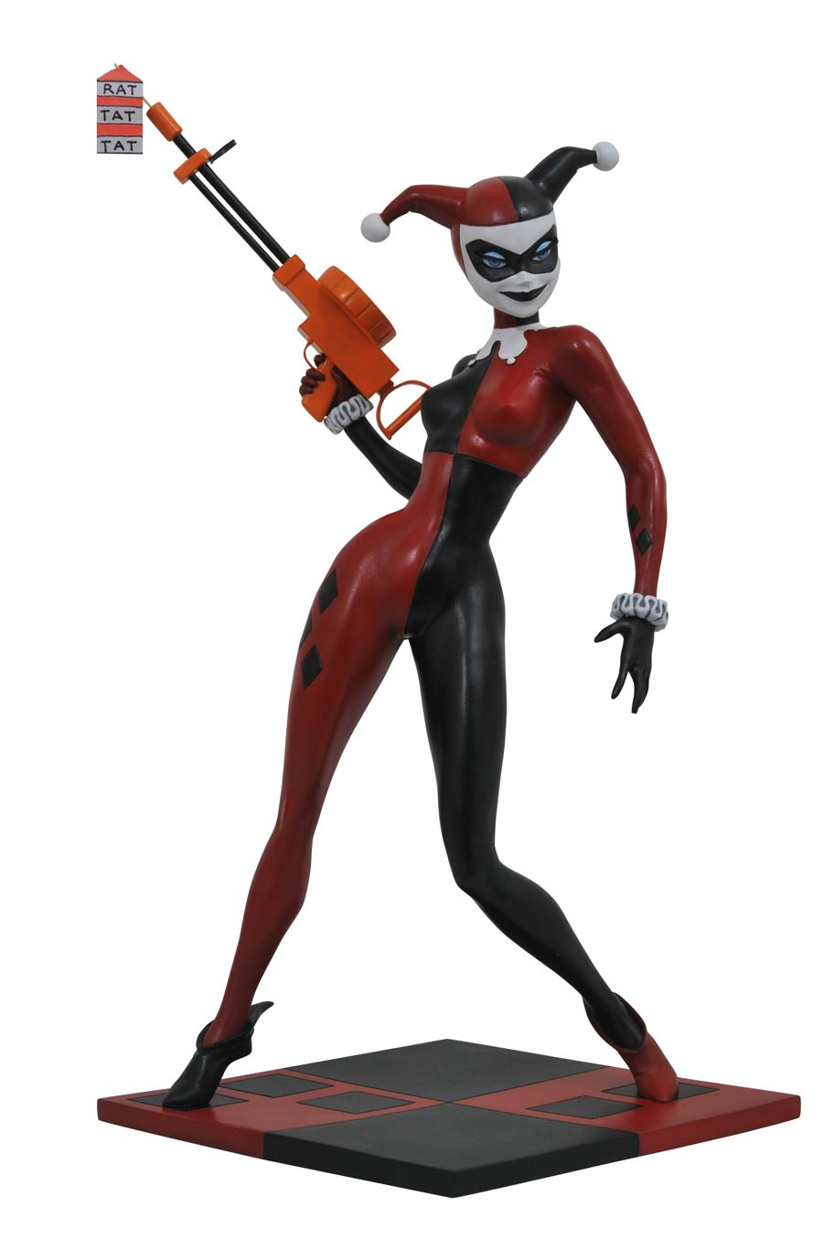 DC Premier Collection Batman The Animated Series Harley Quinn Statue