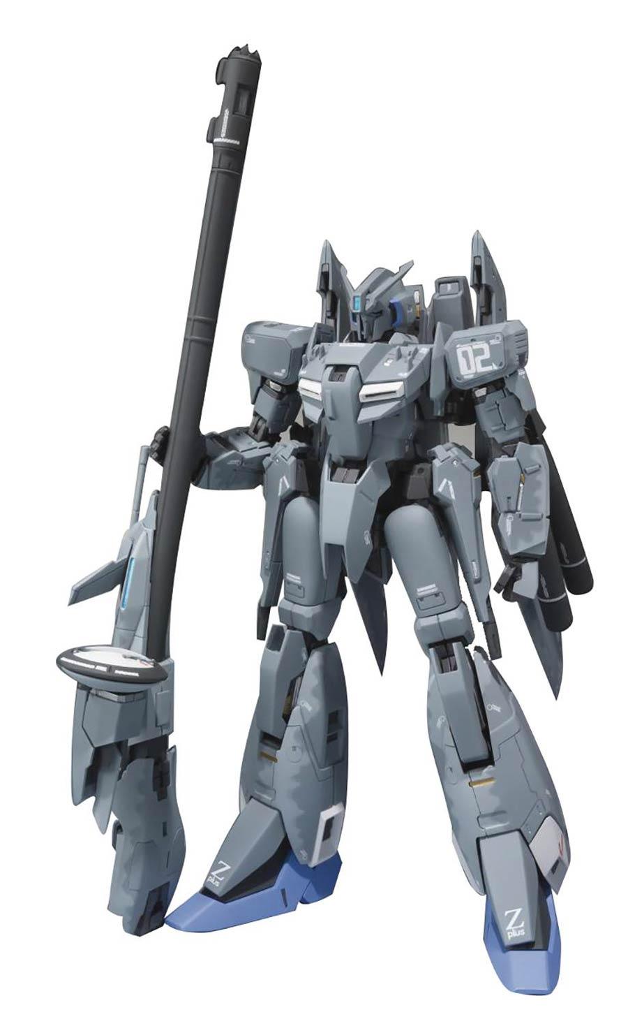 Metal Robot Spirits - Z Plus C1 Action Figure