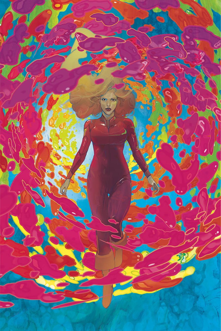 Barbarella #8 Cover H Incentive Christian Ward Virgin Cover