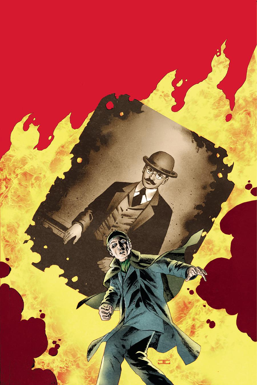 Sherlock Holmes Vanishing Man #3 Cover B Incentive John Cassaday Virgin Cover