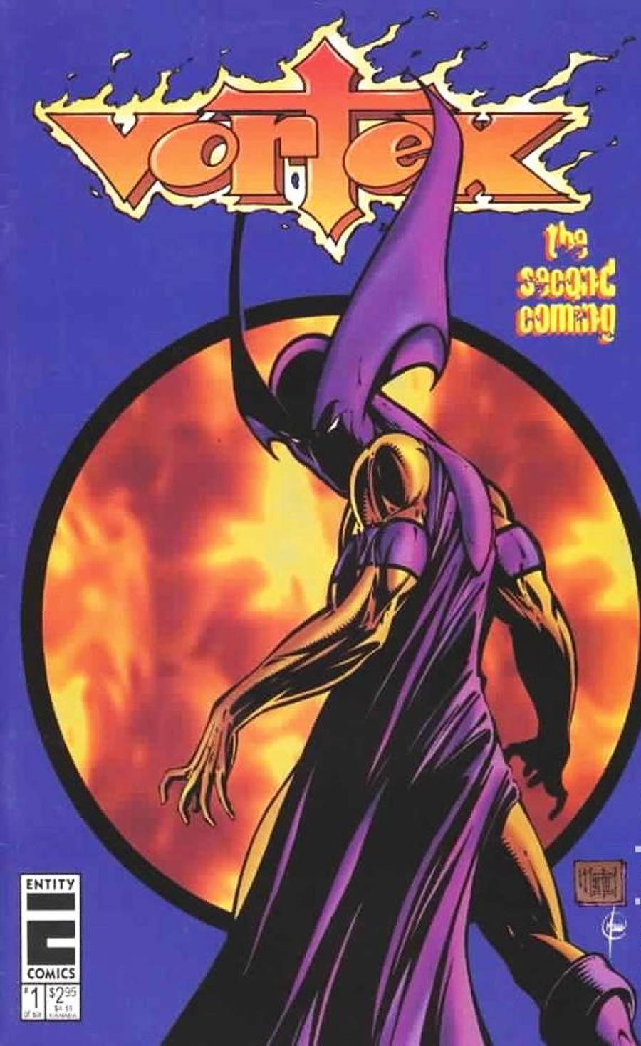 Vortex (Entity) #1 Cover B