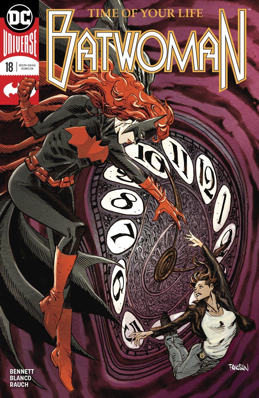 Batwoman Vol 2 #18 Cover A Regular Dan Panosian Cover