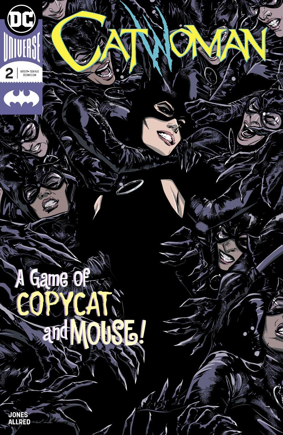 Catwoman Vol 5 #2 Cover A Regular Joelle Jones Cover