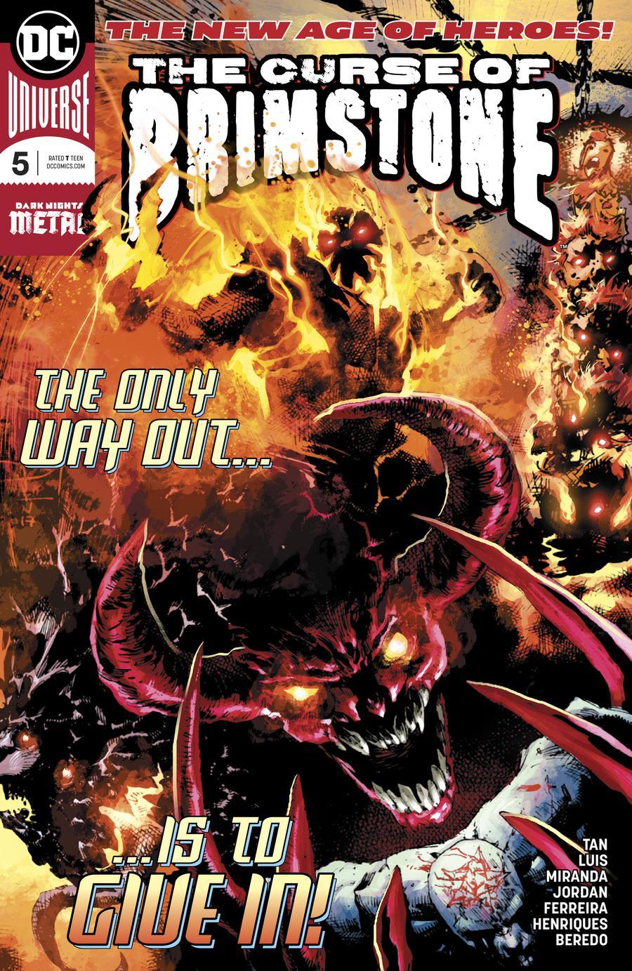 Curse Of Brimstone #5