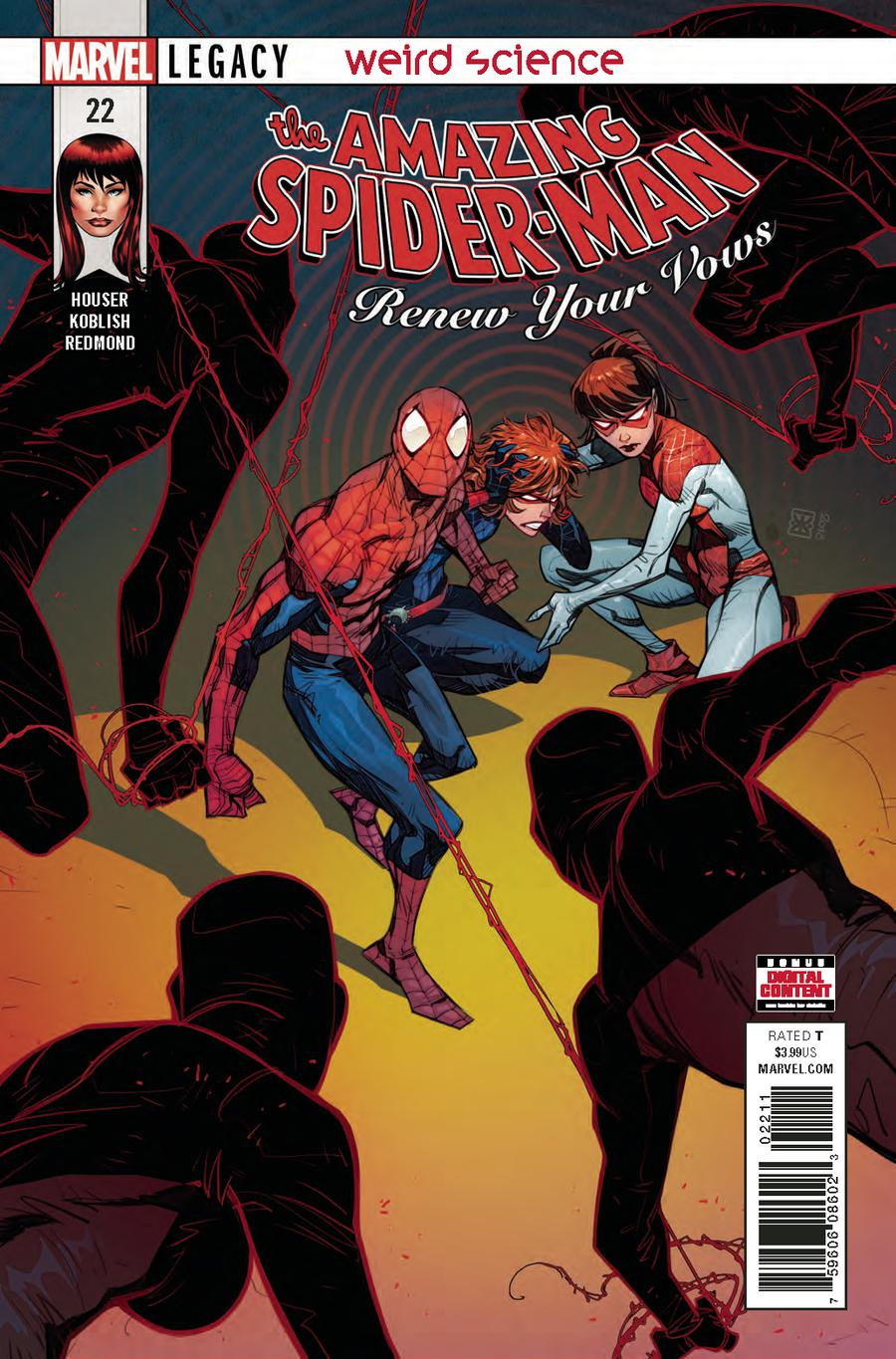 Amazing Spider-Man Renew Your Vows Vol 2 #22