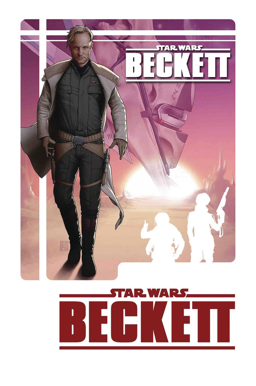 Star Wars Beckett #1 Cover A Regular John Tyler Christopher Cover
