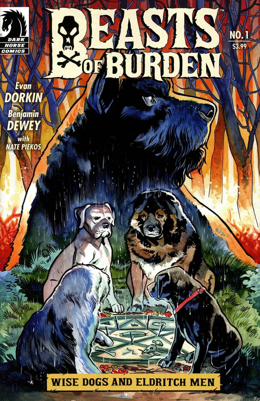 Beasts Of Burden Wise Dogs And Eldritch Men #1 Cover A Regular Benjamin Dewey Cover