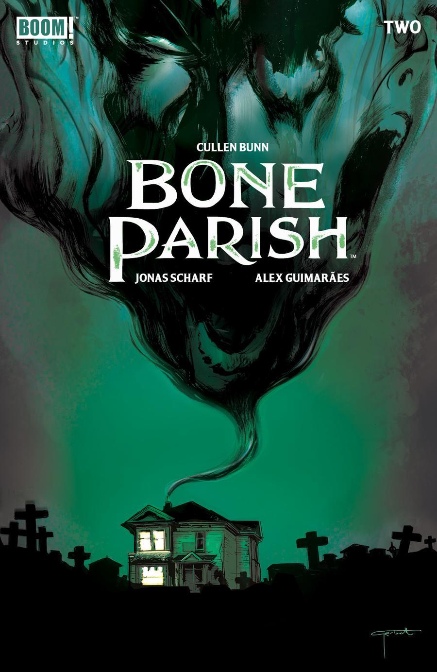 Bone Parish #2 Cover A Regular Lee Garbett Cover