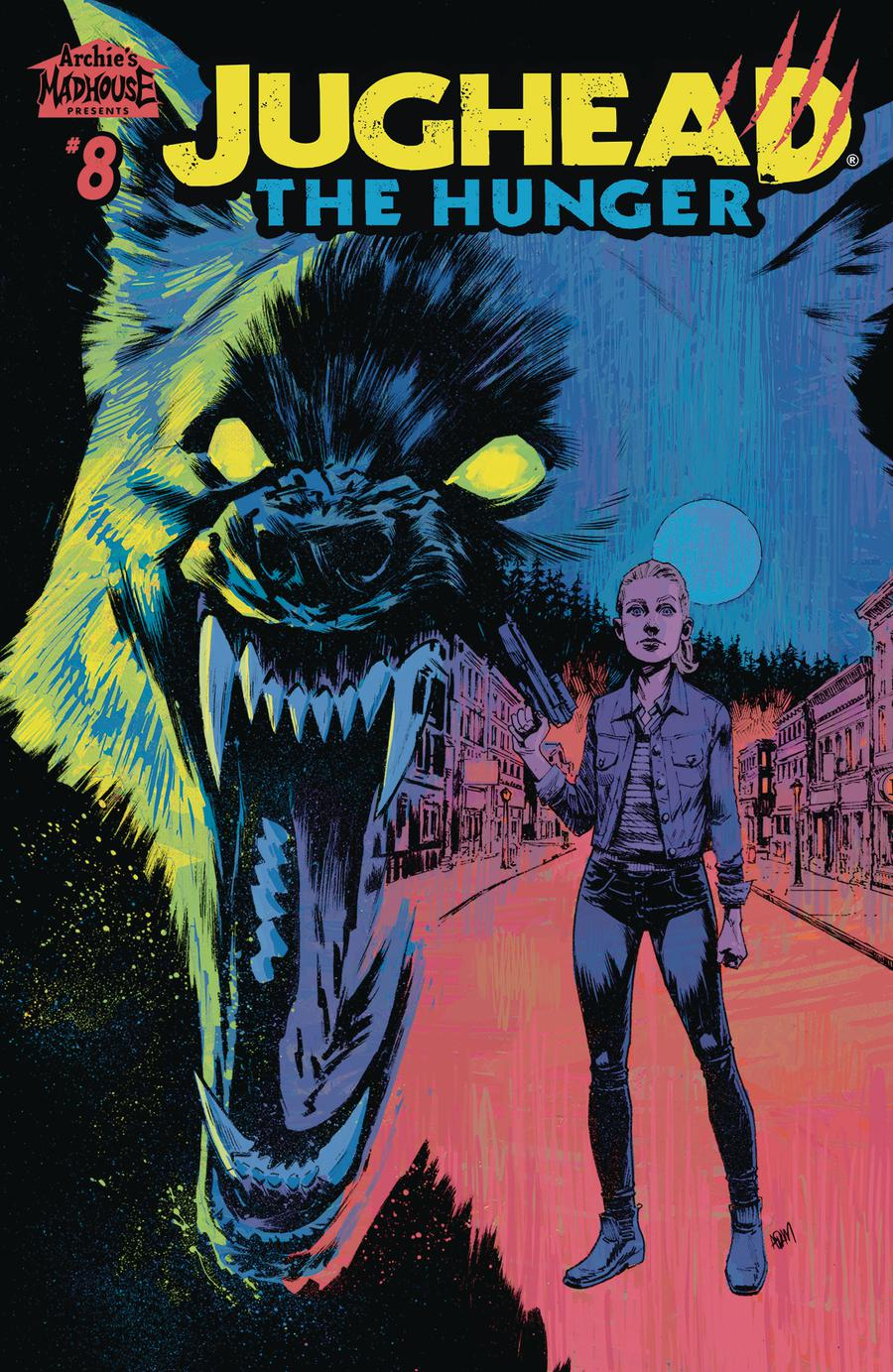 Jughead The Hunger #8 Cover A Regular Adam Gorham Cover