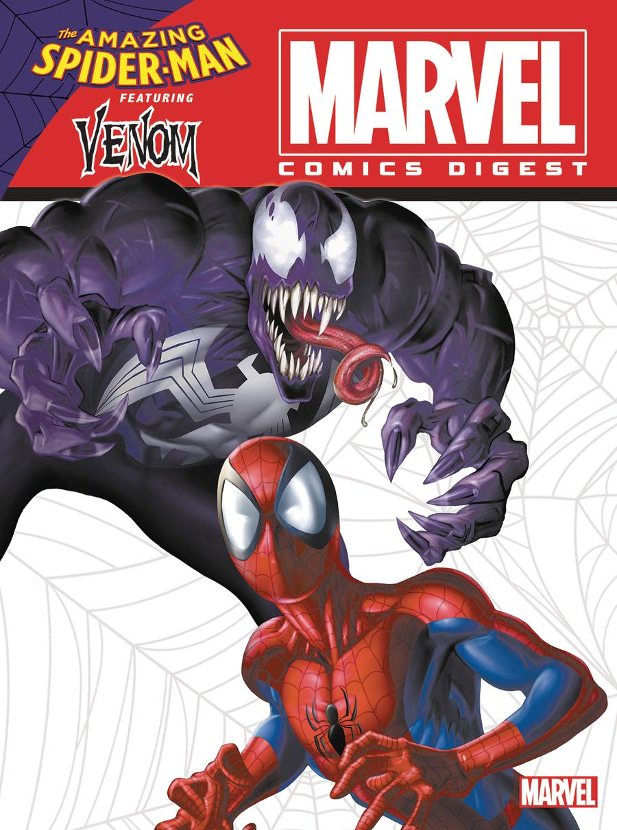 Marvel Comics Digest #8 Spider-Man & Venom