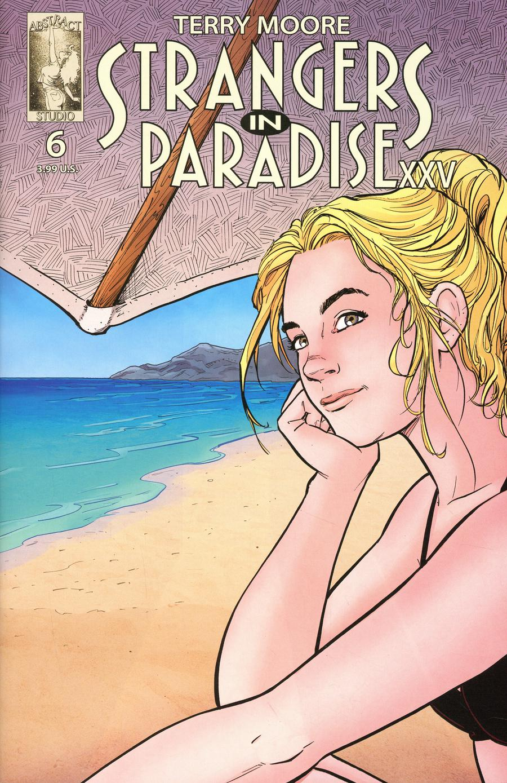 Strangers In Paradise XXV #6