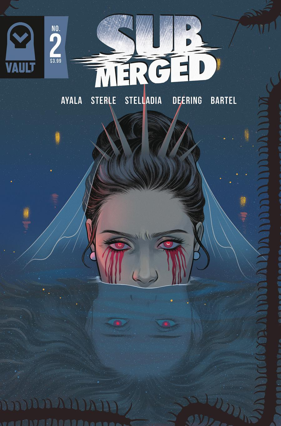 Submerged #2 Cover A Regular Jen Bartel Cover