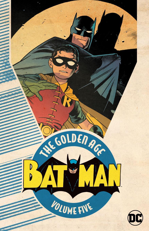 Batman The Golden Age Vol 5 TP