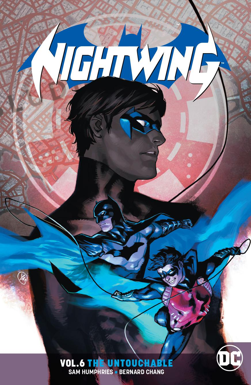 Nightwing (Rebirth) Vol 6 The Untouchable TP