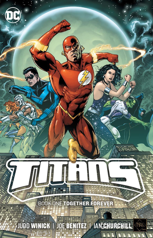 Titans Book 1 Together Forever TP