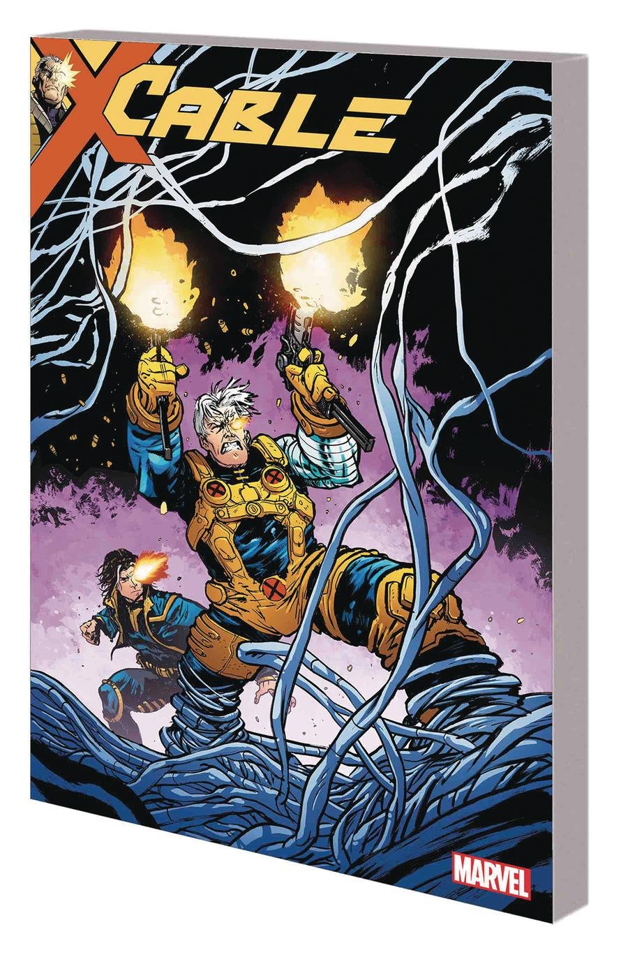 Cable (2017) Vol 3 Past Fears TP