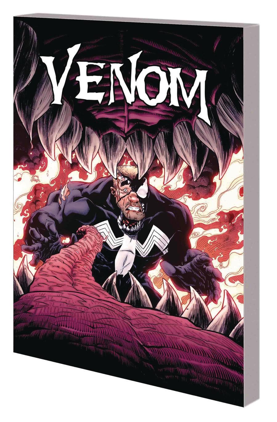 Venom (2016) Vol 4 Nativity TP