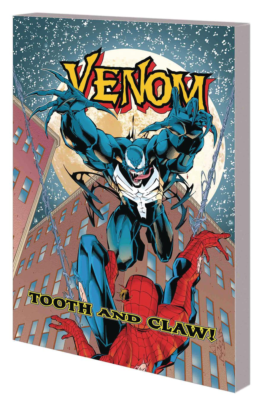 Venom Tooth And Claw TP