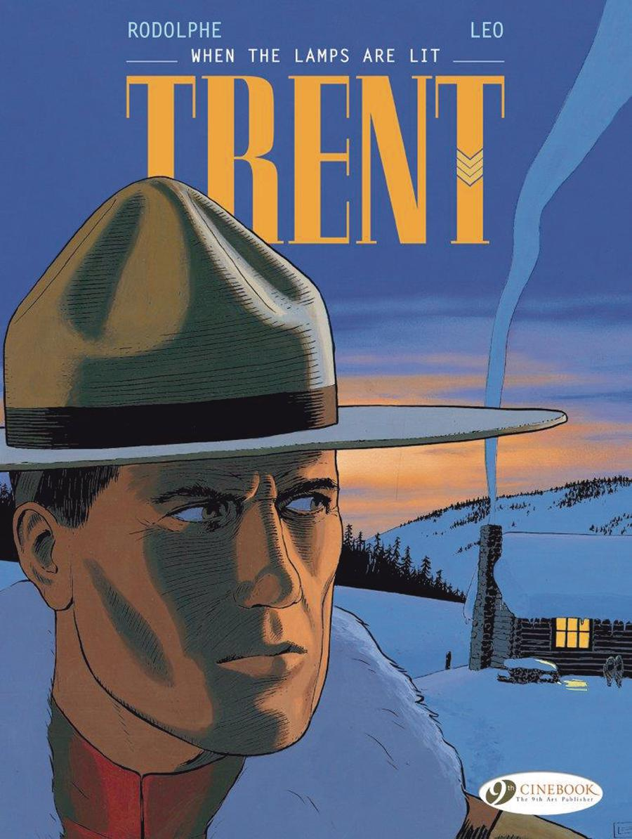 Trent Vol 3 When The Lamps Are Lit GN