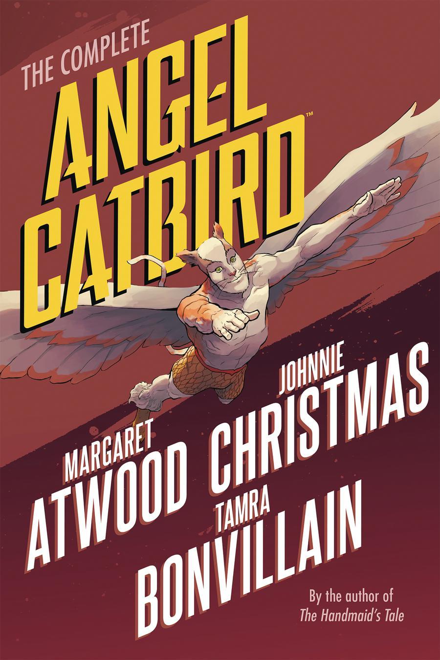 Complete Angel Catbird TP
