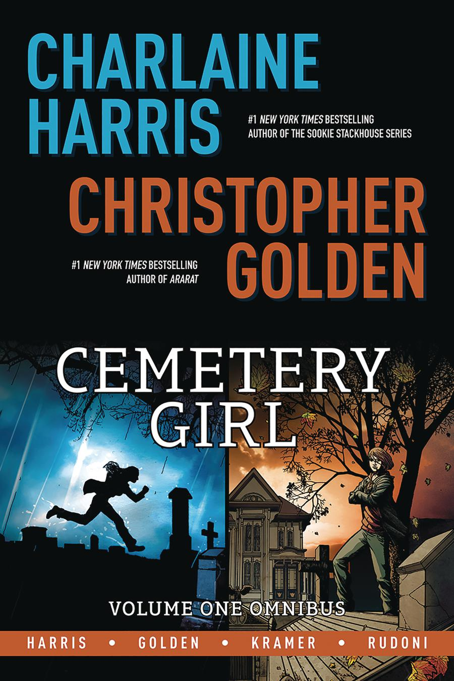Cemetery Girl Omnibus Vol 1 GN