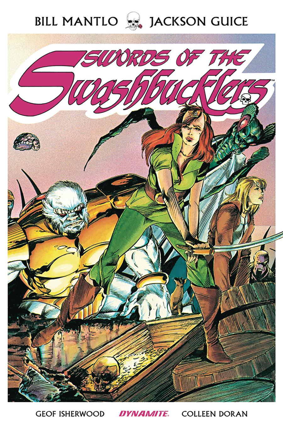Swords Of The Swashbucklers TP