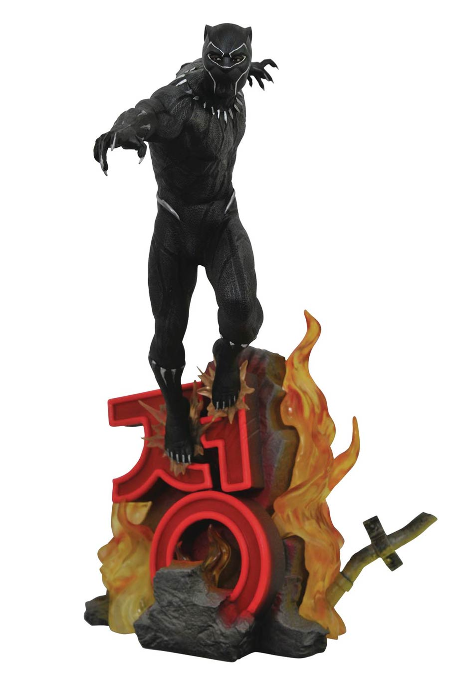 Marvel Movie Premier Collection Black Panther Statue
