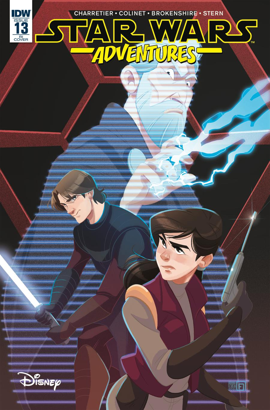 Star Wars Adventures #13 Cover C Incentive Arianna Florean Variant Cover