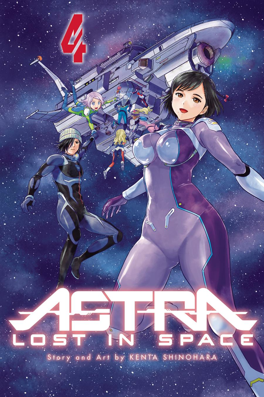 Astra Lost In Space Vol 4 GN