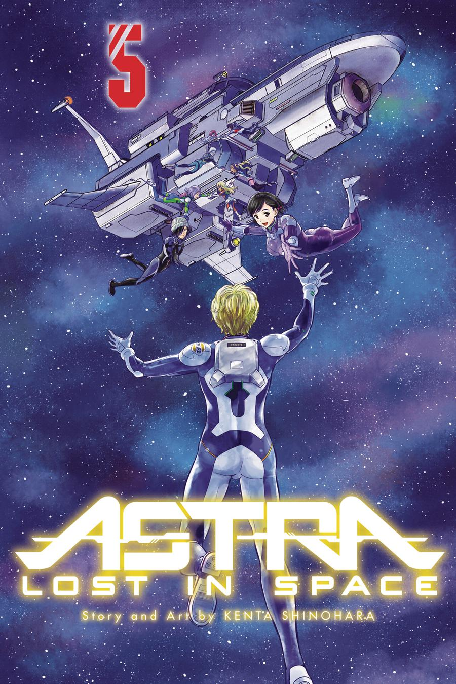 Astra Lost In Space Vol 5 GN