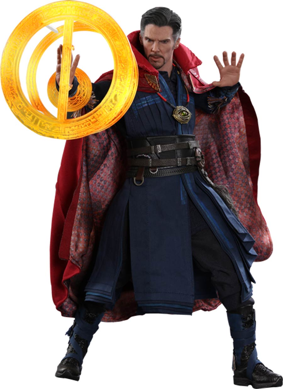 Doctor Strange Avengers Infinity War Series Sixth Scale 12.20-Inch Figure